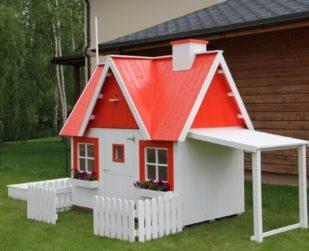rotaļu māja