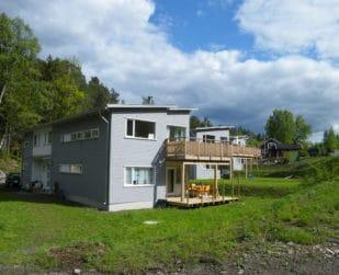 build apartment houses