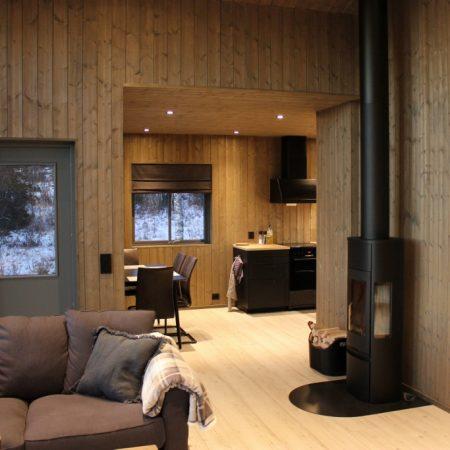 Norway Prefab cabin interior4 (1024x683)