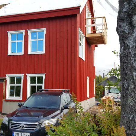 prefab house extension